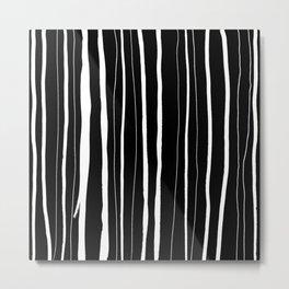 Vertical Living Metal Print