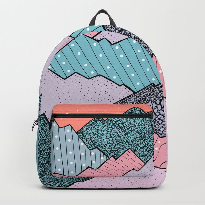 Mountain Tones Backpack