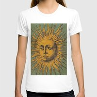 tarot T-shirts featuring Sun Tarot by phantastique