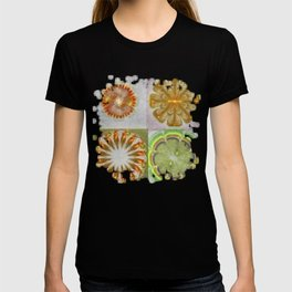 Uncounselable Unconcealed Flower  ID:16165-003208-67190 T-shirt