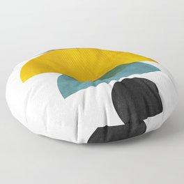 Modern Mid-Century 28 Floor Pillow