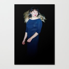 Soo Spinning Canvas Print