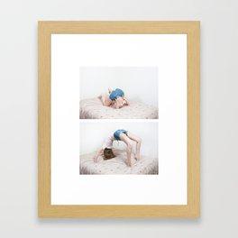 LULA Framed Art Print