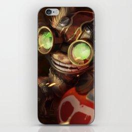 Ziggs! iPhone Skin