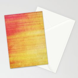 Color Burst - Sunset Ring Stationery Cards