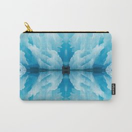 Icy Reflection Carry-All Pouch