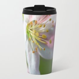 Apple Tree Blossoms In Spring Travel Mug