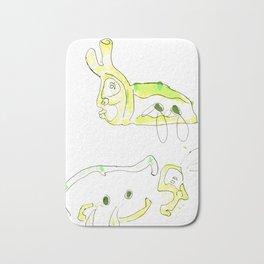 Weird Bugs Bath Mat