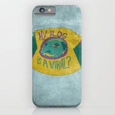MAKE IT GO VIRUS Slim Case iPhone 6s