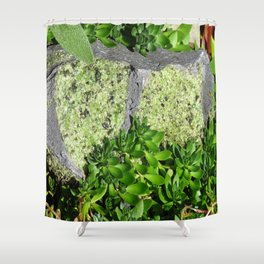 Peridot Shower Curtain
