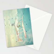 Never Stop Exploring III - THE SKY Stationery Cards