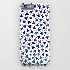 Confetti Triangles iPhone 6s Slim Case
