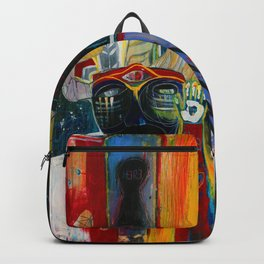 12 Feathers Backpack