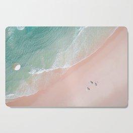 Surf Yoga II Cutting Board