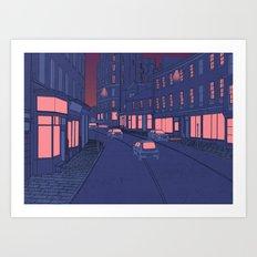 ARTE N° 23 Art Print