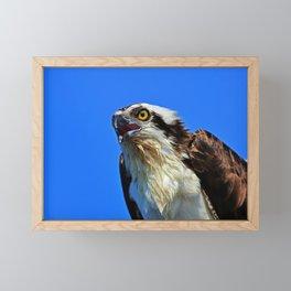 Righteous Raptor Framed Mini Art Print