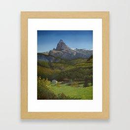 Italian Daydream Framed Art Print
