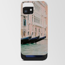 venice canals iPhone Card Case