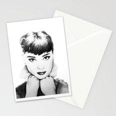Hepburn Stationery Cards