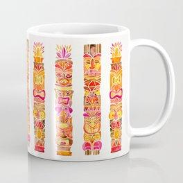 Tiki Totems – Fiery Palette Coffee Mug
