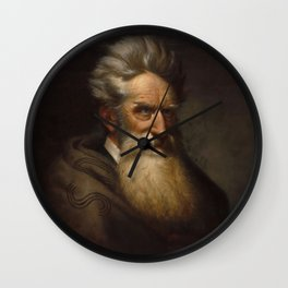 John Brown Wall Clock