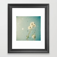The Daisy Family Framed Art Print