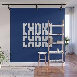 Run! Wall Mural