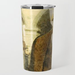 James Connolly (1868-1916) at Cowgate Travel Mug