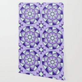 Mandala Maze Wallpaper