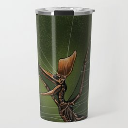 Male Pteranodon Sternbergi Skeleton Travel Mug