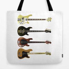 Totally Bass Tote Bag