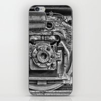 train iPhone & iPod Skins featuring Train by Cindi Ressler Photography
