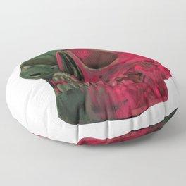 Skull Reflet Floor Pillow