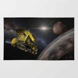 New Horizons space probe - Pluto flyby Rug