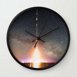 1340. CIBER Launch Wall Clock