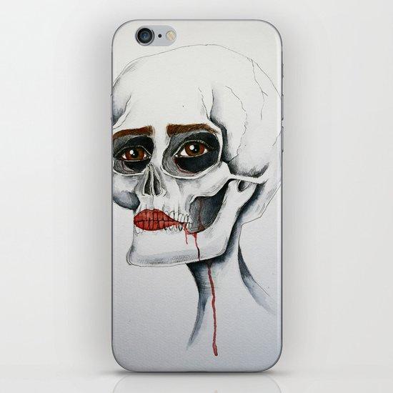 Hannah iPhone & iPod Skin
