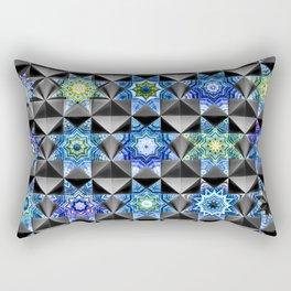 Composite Girih Rectangular Pillow