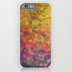 NEON MOUNTAINS / PATTERN SERIES 006 iPhone 6s Slim Case