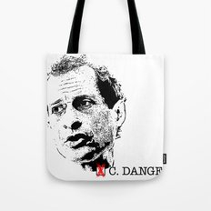Vote Carlos Danger Tote Bag