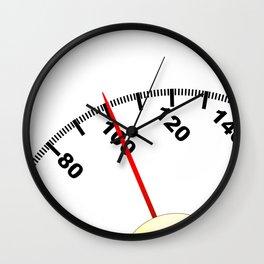 100 Pounds Wall Clock