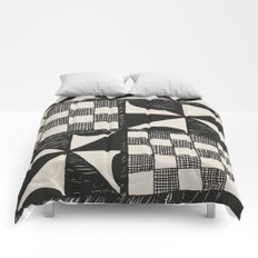 Tapa Cloth | Pacifica Patterns | Tribal Art Comforters
