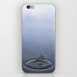 Waterdrops iPhone Skin