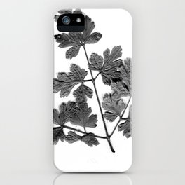 Parsley iPhone Case