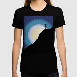 Basket On A Mountain T-shirt