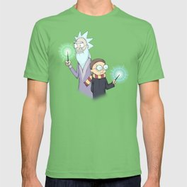 Schwifty Potter T-shirt