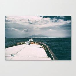 Vesuvio Canvas Print