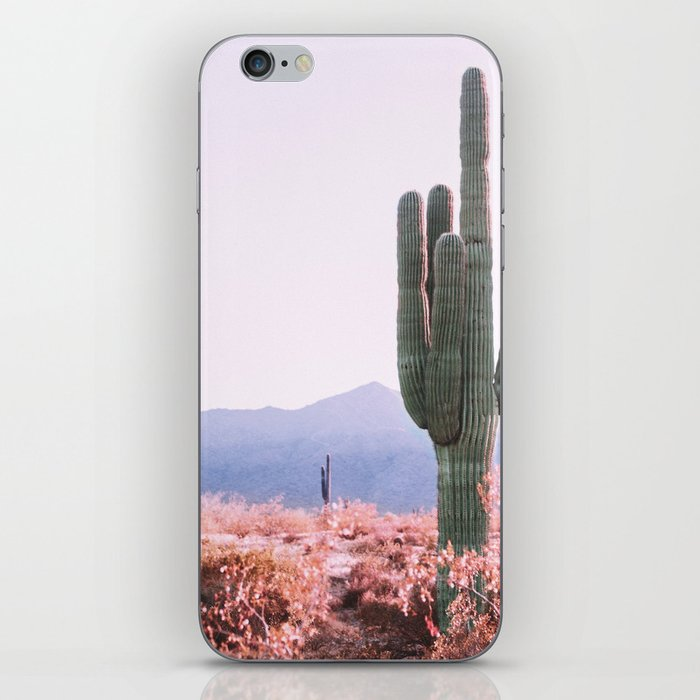 Warm Desert iPhone Skin