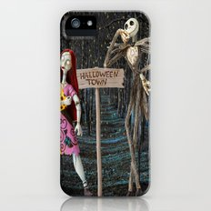 Halloween Town | Jack | Sally | Christmas | Nightmare Slim Case iPhone (5, 5s)