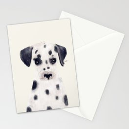 little dalmatian Stationery Cards