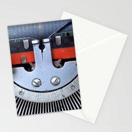 Vintage typewriter 2 Stationery Cards